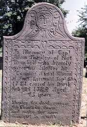 Adam Shapley's Gravestone